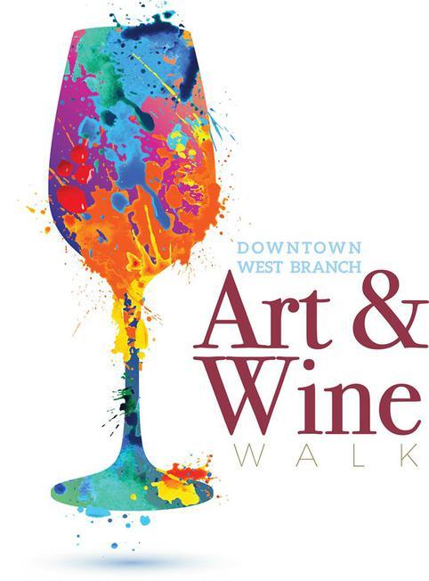Art Walk Wine Tasting